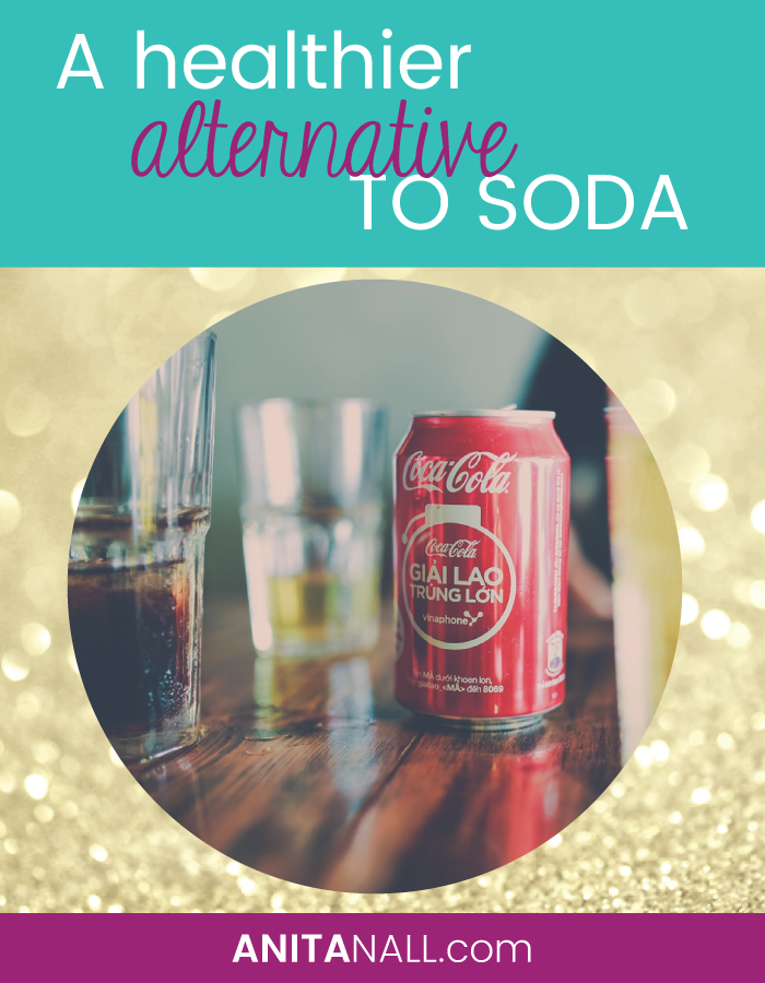 Try This For A Healthier Alternative To Soda