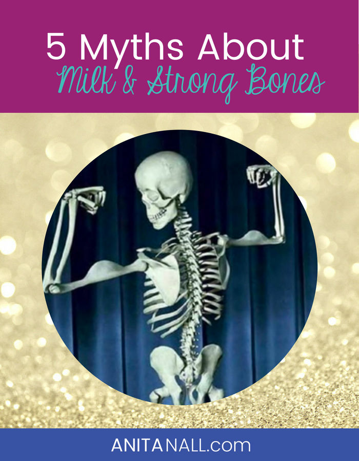5 Myths About Milk & Strong Bones