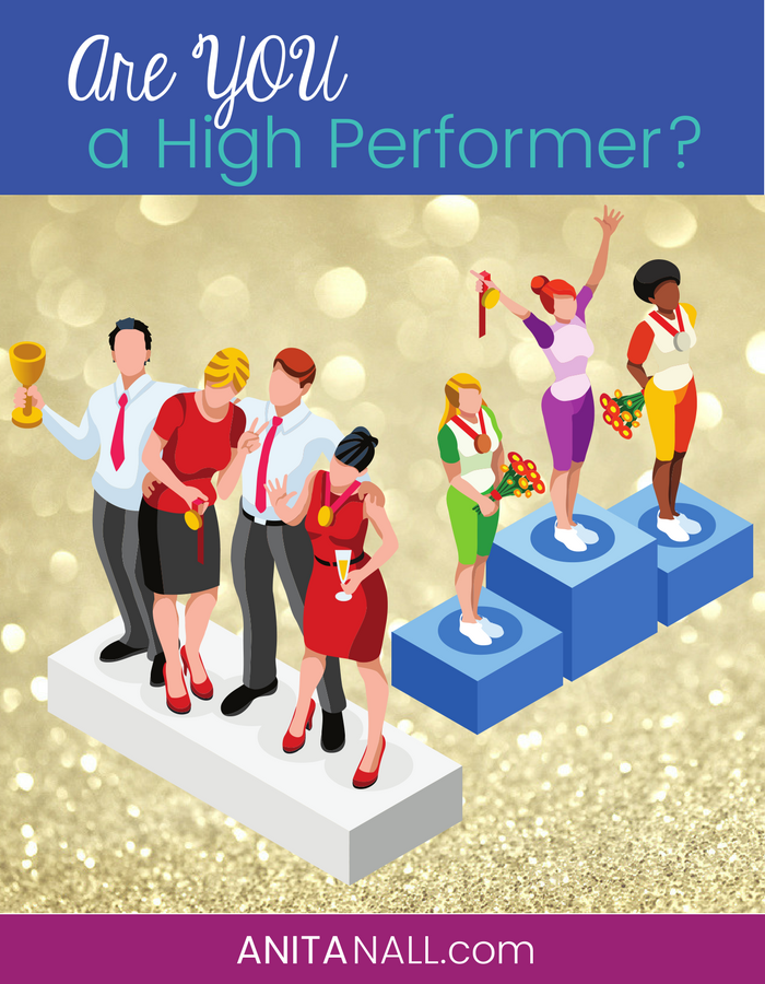 Are You A High-Performer Blog Graphic