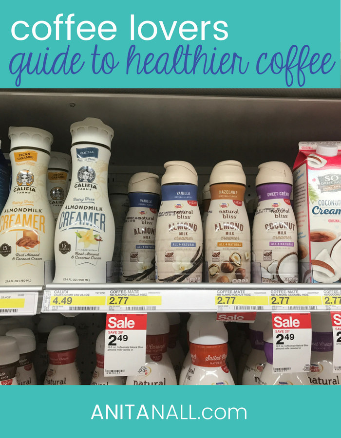 Coffee Lovers Guide to Healthier Coffee