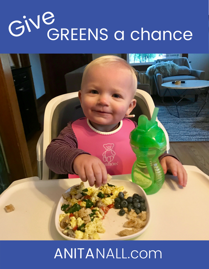 Give GREENS a chance!