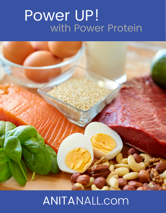 Power Up with Protein